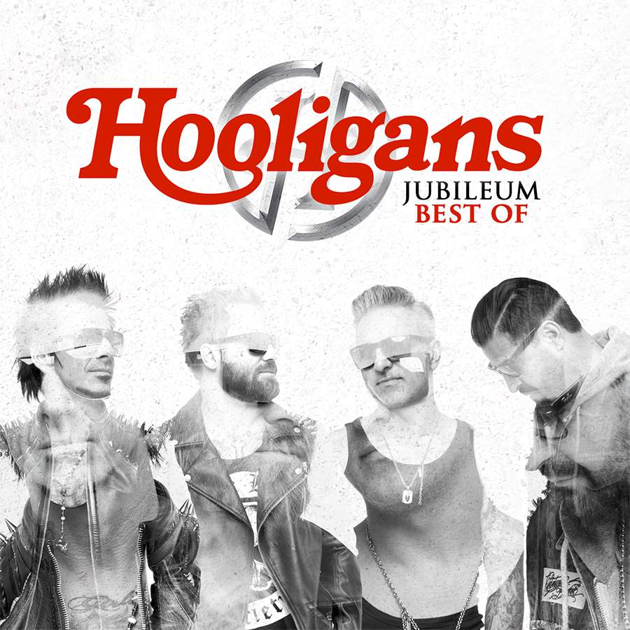 Hooligans - Jubileum Best Of (dupla CD)